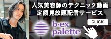 bex palette