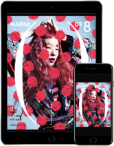 HAIR MODE digital 2017年8月号(iOS・Android)