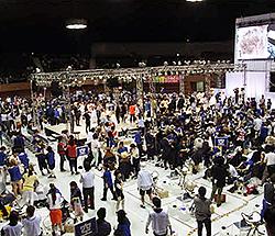 ヘアカラーの〝日本一〟を決める闘い
